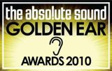 Award Tas Golden Ear 2010 Small